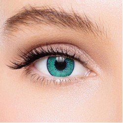 KateEye® Aqua Mystic Two Tone Colored Contact Lenses