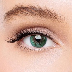 KateEye® Aurora Green Colored Contact Lenses