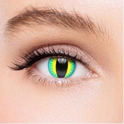 KateEye® Blue Dragon Eye Colored Contact Lenses