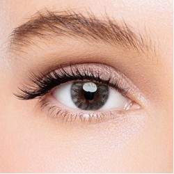 KateEye® Crystal Ball Deep Grey Colored Contact Lenses