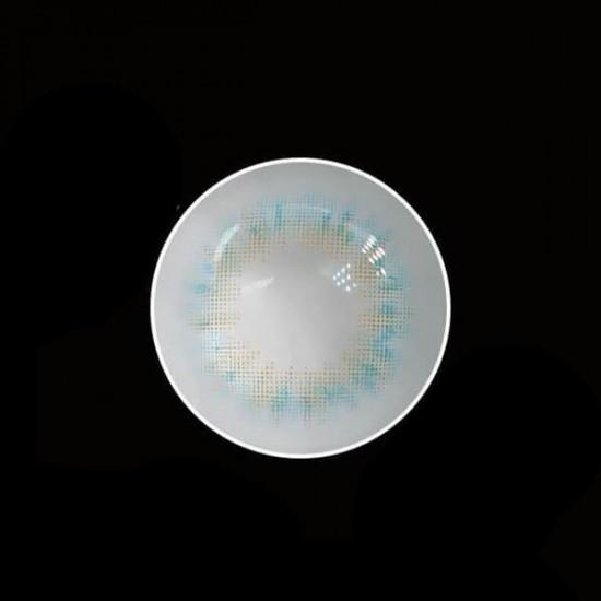 KateEye® Daisy Blue Colored Contact Lenses