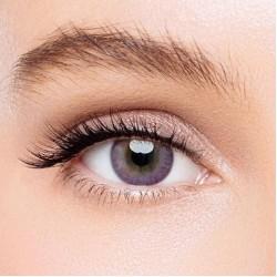 KateEye® Donut Purple Colored Contact Lenses