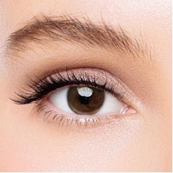 KateEye® Edge Brown Colored Contact Lenses