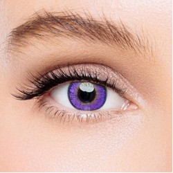 KateEye® Elf Purple Colored Contact Lenses