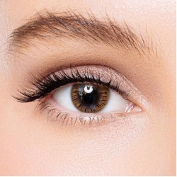 KateEye® Fireworks Brown Colored Contact Lenses