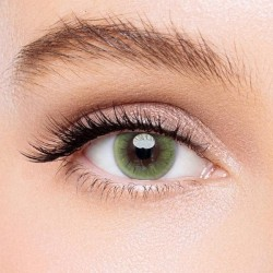 KateEye® Planet Green Colored Contact Lenses