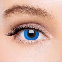 KateEye® Pure Blue Colored Contact Lenses