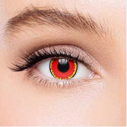 KateEye® Red Vampire Colored Contact Lenses