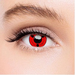 KateEye® Sharingan Magatama Naruto Colored Contact Lenses