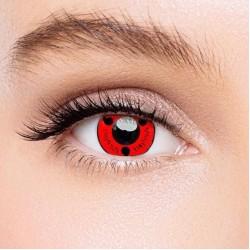 KateEye® Sharingan Magatama Naruto Colored Contact Lenses