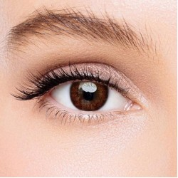 KateEye® Starshine Doll Brown Colored Contact Lenses