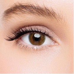 KateEye® Sunflower Brown Colored Contact Lenses