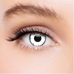 KateEye® White Angelic Colored Contact Lenses