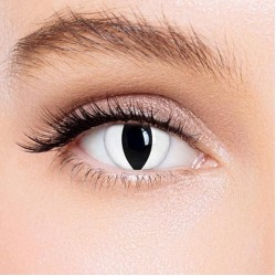 KateEye® White Cat Special Effect Colored Contact Lenses
