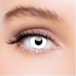 KateEye® Zombie Curse White Colored Contact Lenses